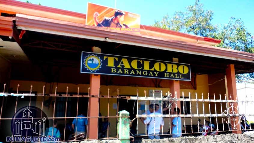 Barangay Hall in Taclobo