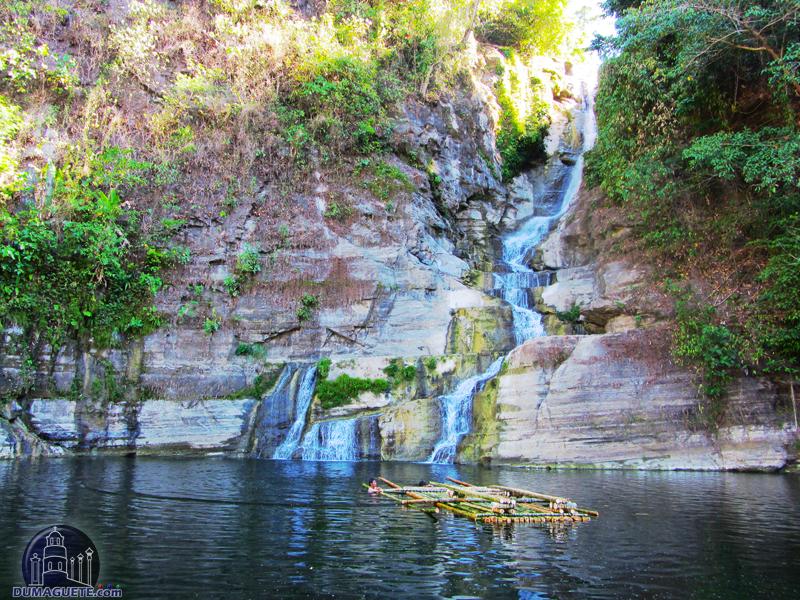 Santa Catalina Talustos Falls
