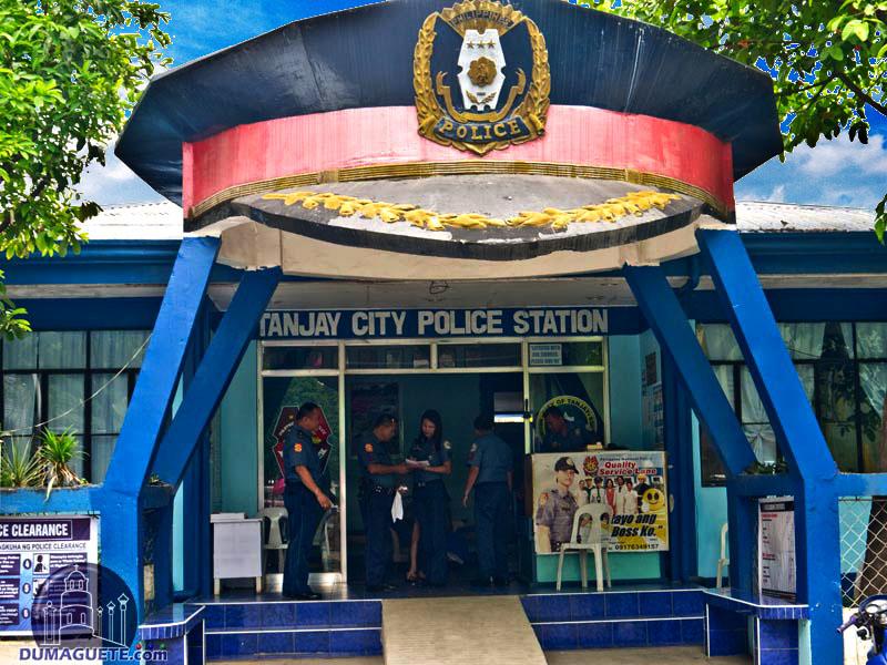 Tanjay - Police Station