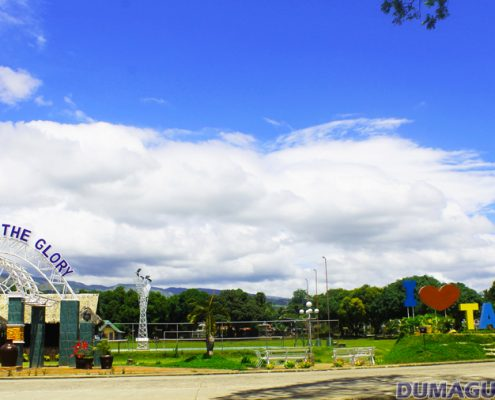 Tayasan Municipal Plaza
