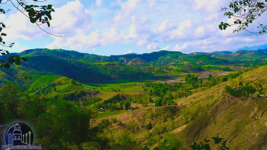 Tayasan Municipality - Guincalaban Valley