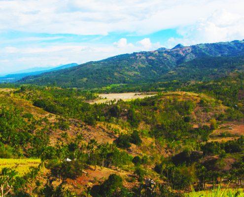 Tayasan Negros Oriental Guincalaban Moutain