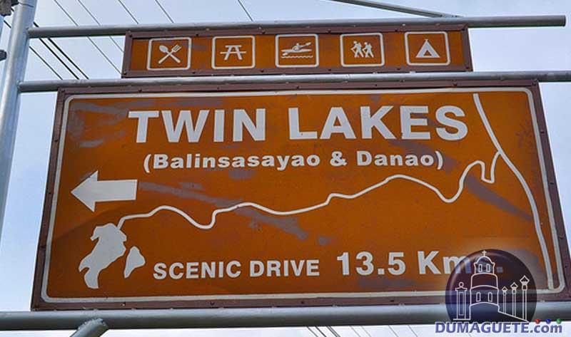 Negros Oriental - Twin Lakes