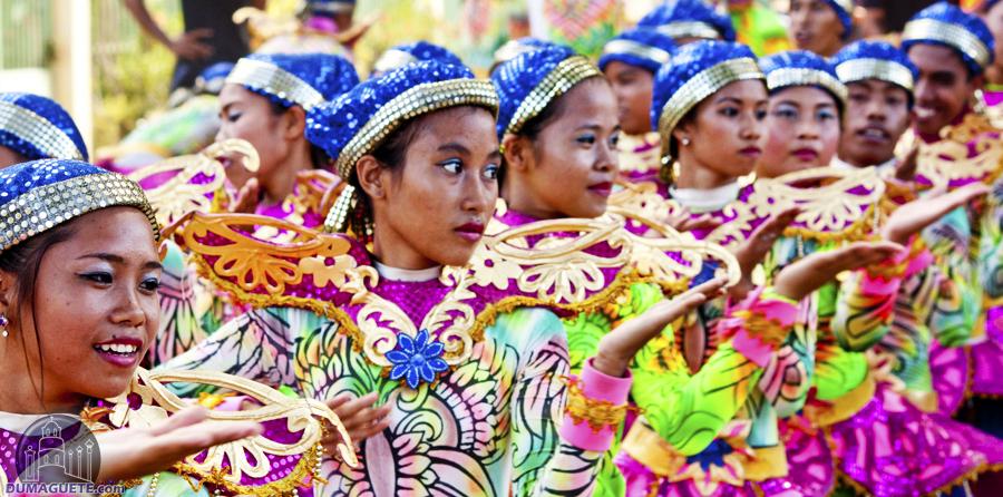 Vallehermoso 2016 Kanlambat Festival Street dance