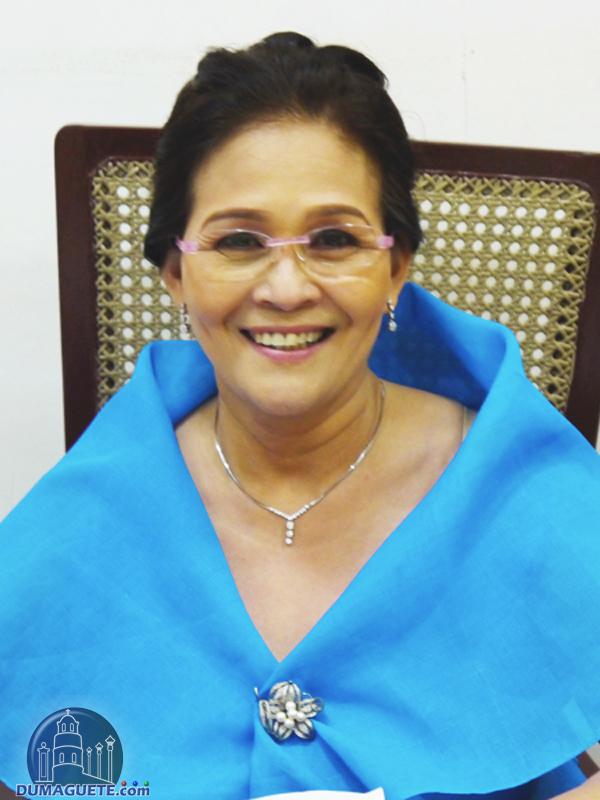 Vallehermoso Negros Oriental 2017-Municipal Mayor Marianne S. Gustilo