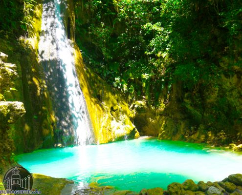 Vallehermoso Negros Oriental Sayaw Enchanted Waterfalls