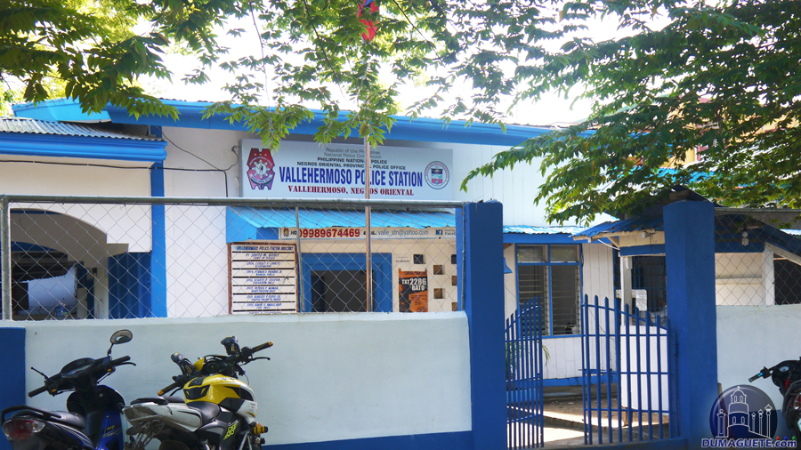 Vallehermoso 2017 Police Station