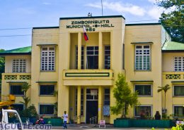 zamboanguita municipal hall