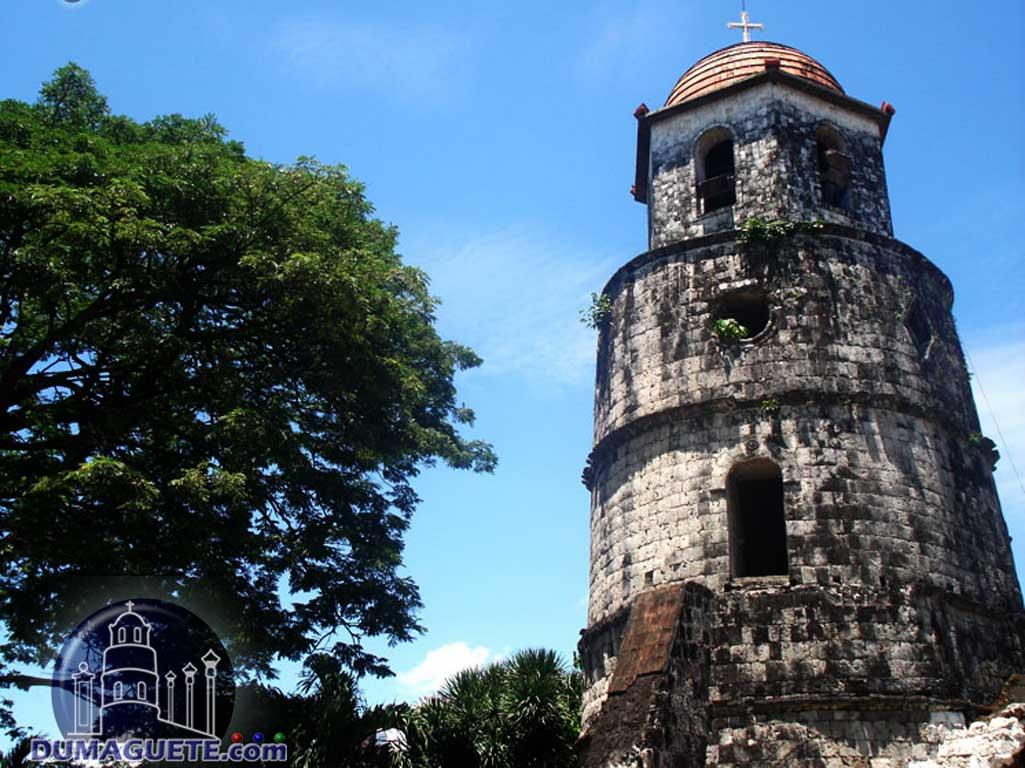 The Belfry Clock Tower in Dumaguete