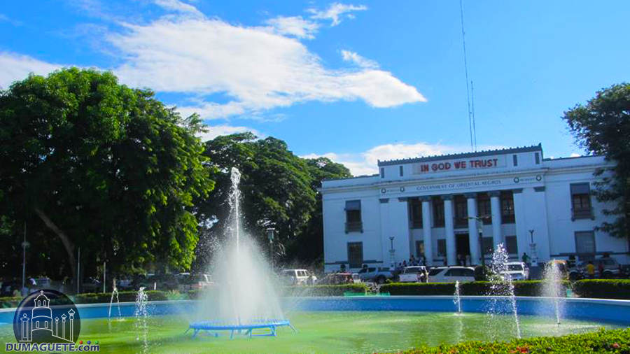 Dumaguete Freedom Park Fountain