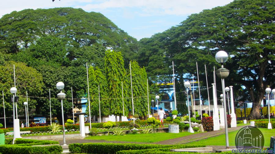 Dumaguete Freedom Park Plaza