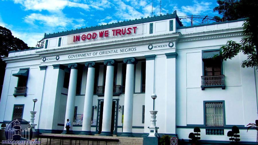 Dumaguete Freedom Park Capitol Building