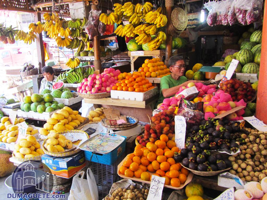 Fruit Market Dumaguete