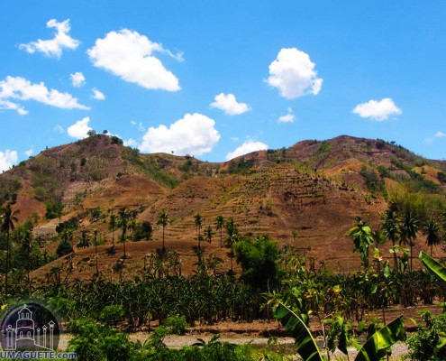 Landscape in Vallehermoso