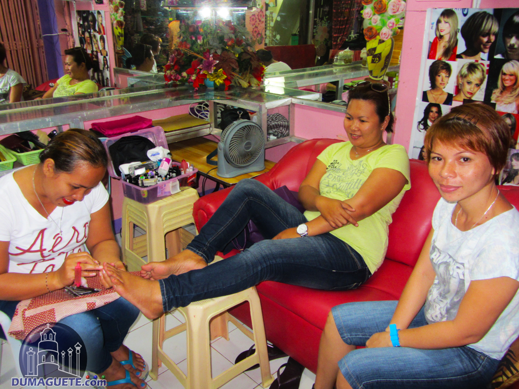 Beauty Salon Dumaguete