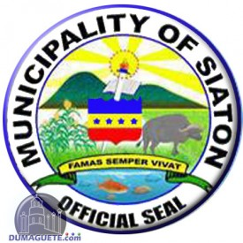 Siaton - Official Seal