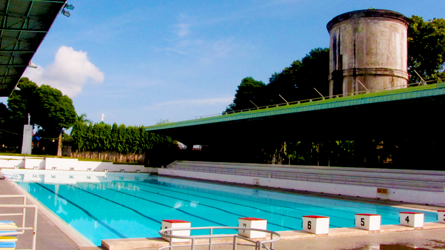Aqua center dumaguete public swimming pool dumaguete - Hotels in dumaguete with swimming pool ...