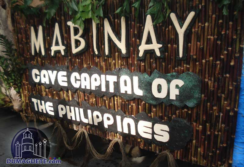 Caving in Mabinay