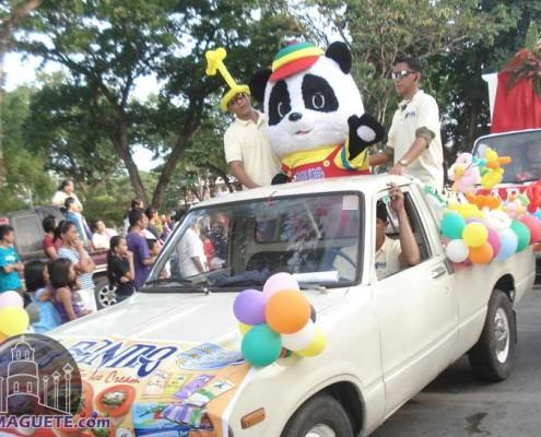 Bugalsan 2010 panda icec ream