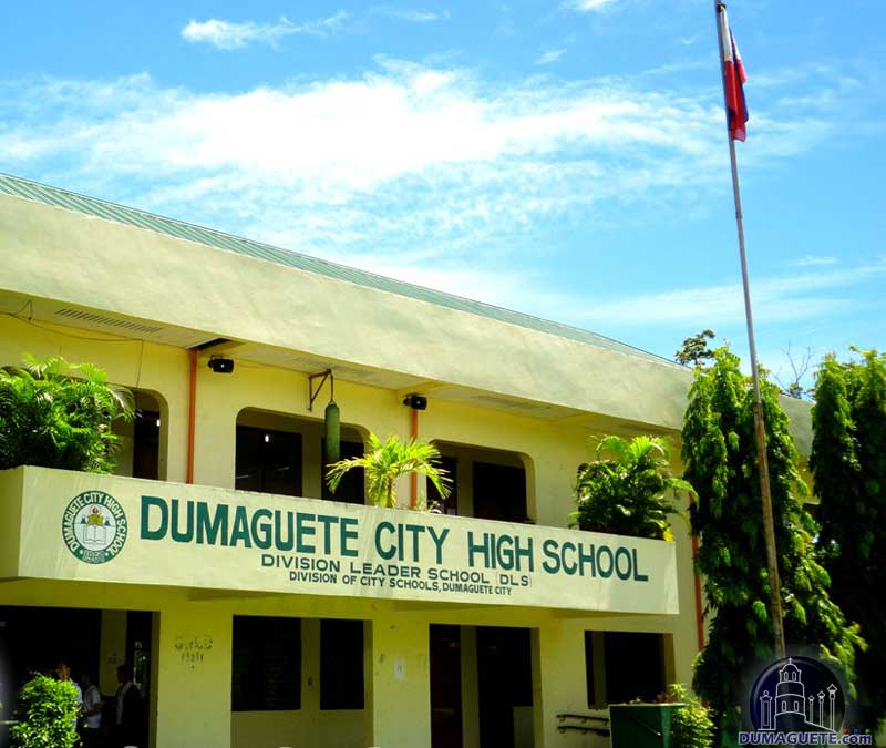 Dumaguete City High School-Division-building