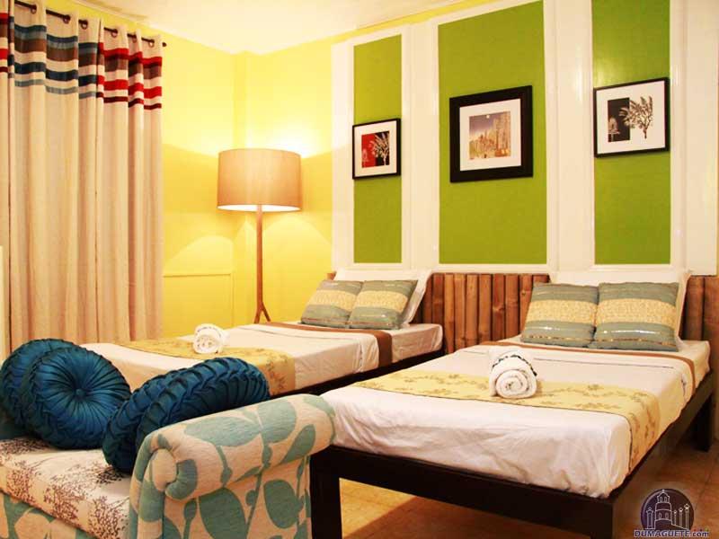 Dumaguete Hotel Rooms