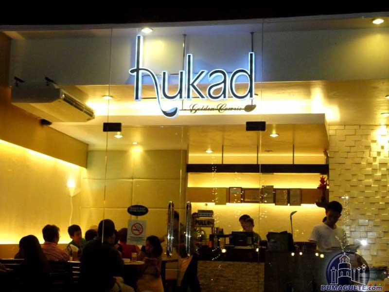 Hukad Restaurant Dumaguete