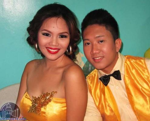 Mr. & Ms CBA 2014 - NORSU