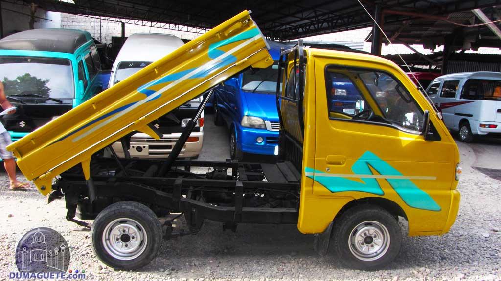 Nissan Multicab Mini Dump Truck Dumaguete
