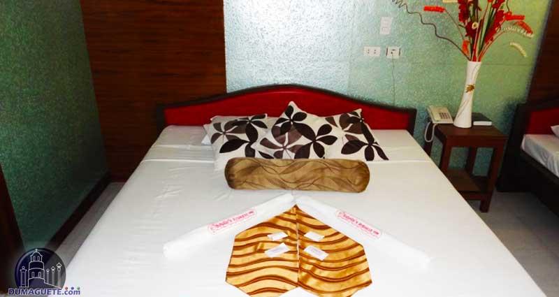 Obdulias bed room
