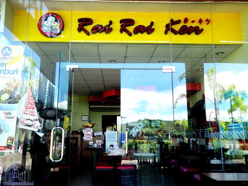 Rai Rai Ken Robinsons Dumaguete