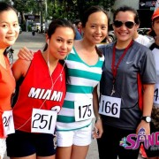 Sandurot 2013 opening Fun Run