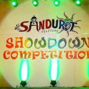 Sandurot Showdown Competion 2013