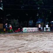 Banica river in Dumaguete