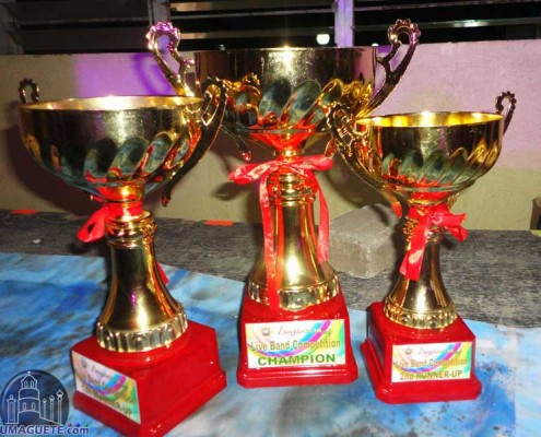 Awarding - Live Band Competition