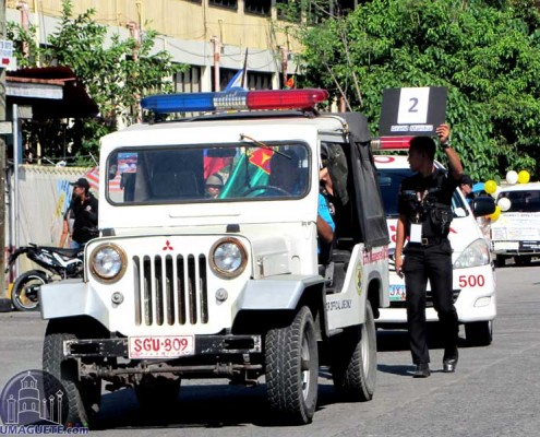 Civic & Military Parade - Buglasan 2014