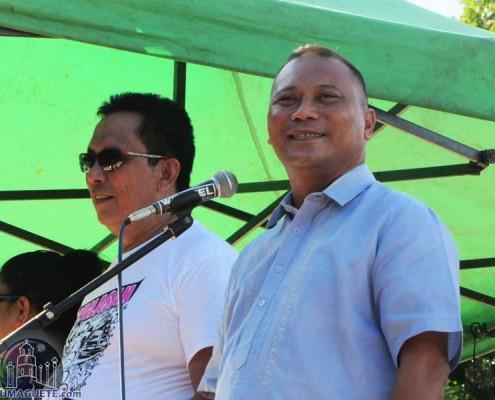 Governor Roel Degamo
