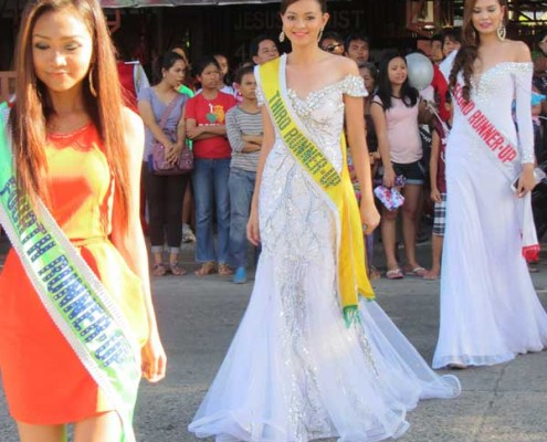 Buglasan 2014 - Civic Parade