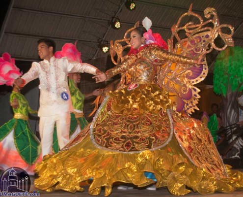 King & Queen - Buglasan 2014