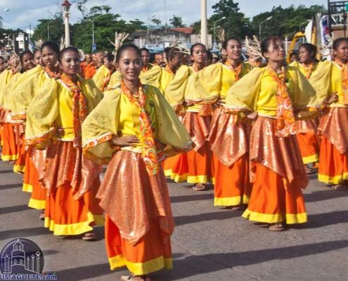 San Jose - Ayuquitan Festival