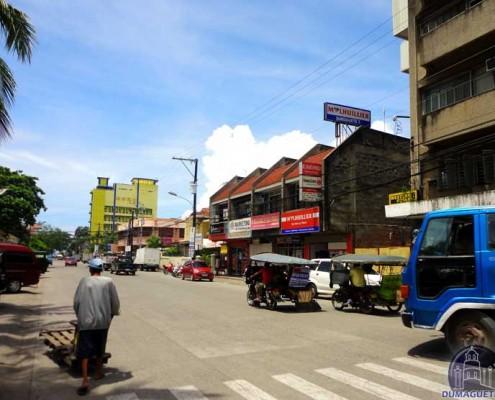 Colon street Dumaguete City