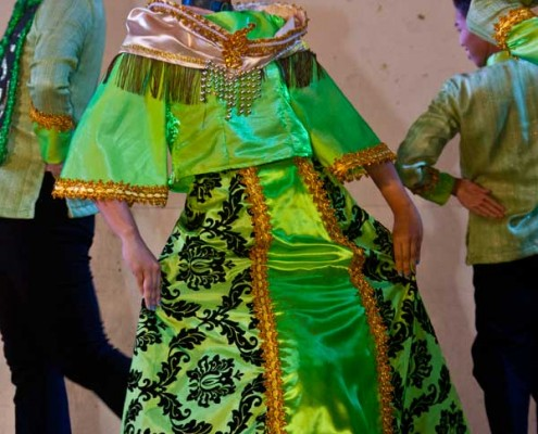 Folkdance Competition - Buglasan 2014