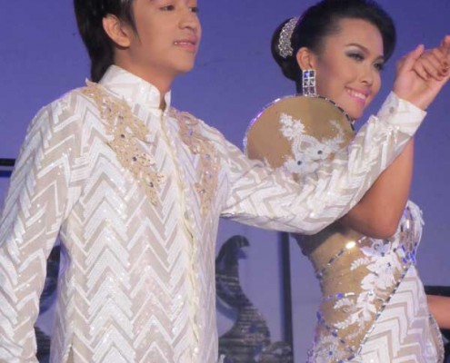 Buglasan 2014 - King and Queen