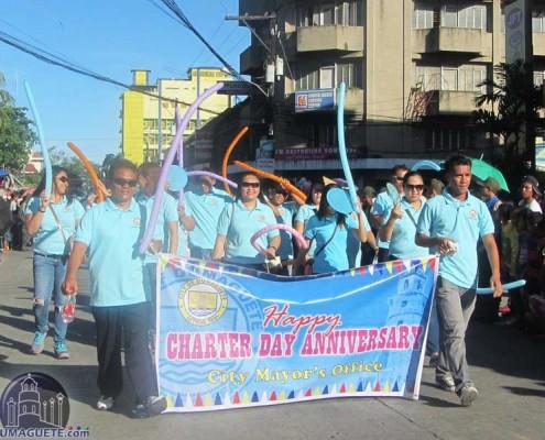 Charter Day - Dumaguete