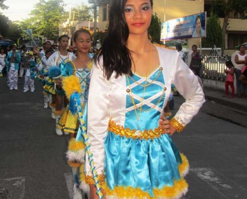 Dumaguete City - Charter Day Parade