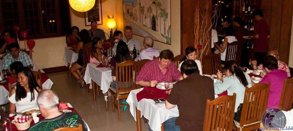 Dumaguete Restaurants - Casablanca