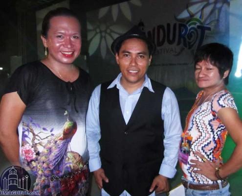 Dumaguete Sandurot Hip hop Host
