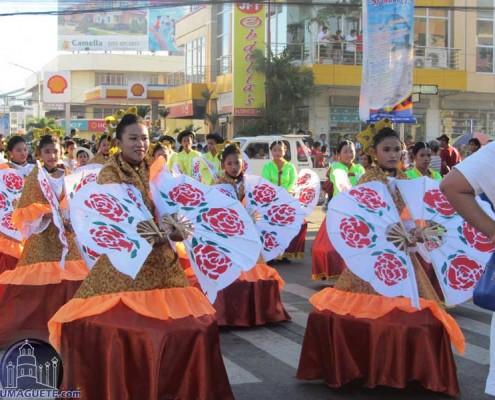 Sandurot 2014 Street Dance Parade