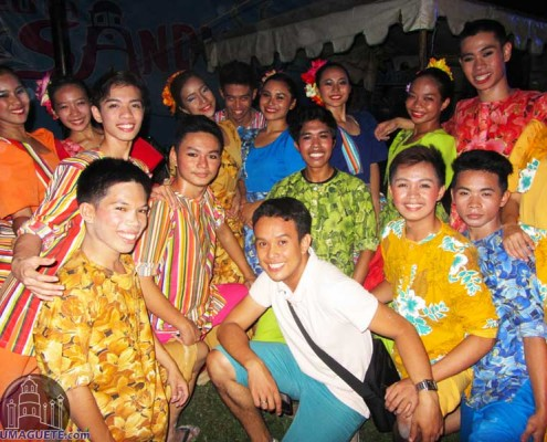 Dumaguete Fiesta - Folkdance Competition