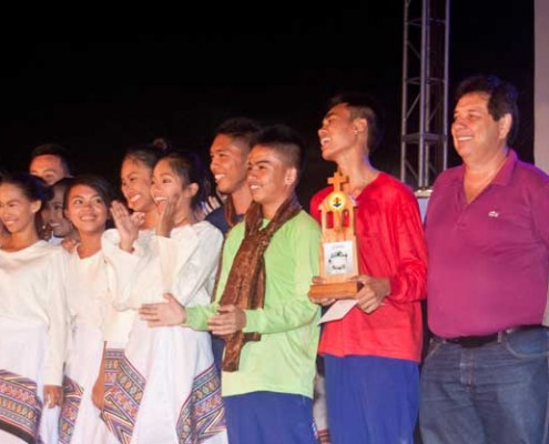 Folkdance Competition - Dumaguete Fiesta 2014