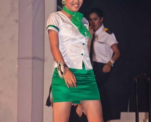 Miss Ritchly Cais dumaguete Production Number